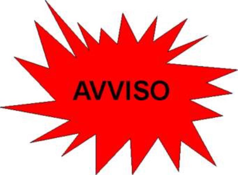 AVVISO